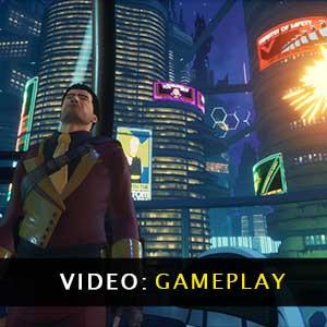 Beyond a Steel Sky Gameplay Video