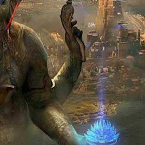 La ville de Ganesha