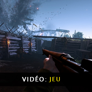 Beyond the Wire Vidéo de gameplay