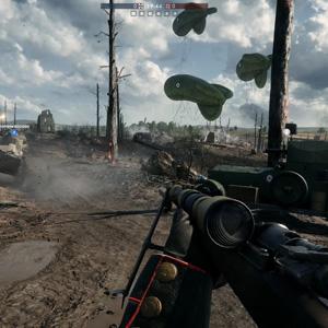 Battlefield 1 pendant la première guerre mondiale