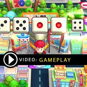 Billion Road Nintendo Switch Gameplay Video