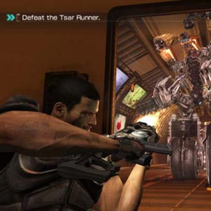 Binary Domain Combat