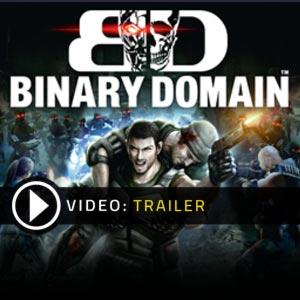 Acheter Binary Domain Clé CD Comparateur Prix