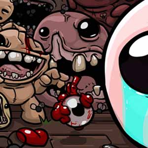 The Binding of Isaac Rebirth Trevor