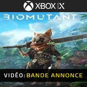 Biomutant Xbox Series Video Trailer