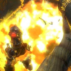 Bioshock Lance-grenades