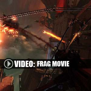 Bioshock Infinite Frag Movie