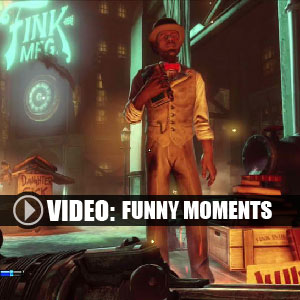 Bioshock Infinite Funny Moments