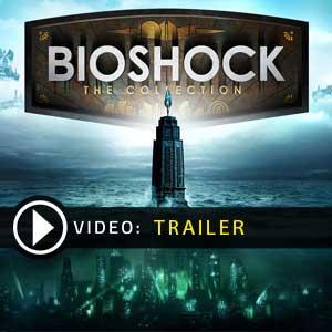 Acheter Bioshock The Collection Clé Cd Comparateur Prix