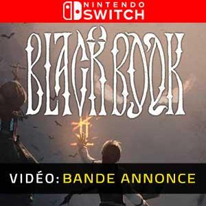 Black Book Nintendo Switch Bande-annonce Vidéo