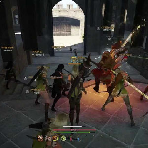Black Desert Online Gameplay