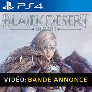 Black Desert Online PS4 Bande-annonce Vidéo