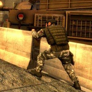 Black Mesa Combat