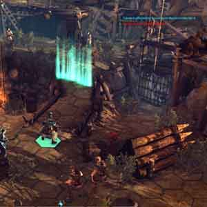 Blackguards 2: Gameplay
