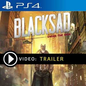 Blacksad Under the Skin PS4 Prices Digital or Box Edition