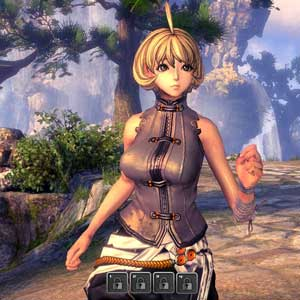 Blade Soul Personnage