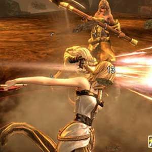 Blade Soul Système de combat