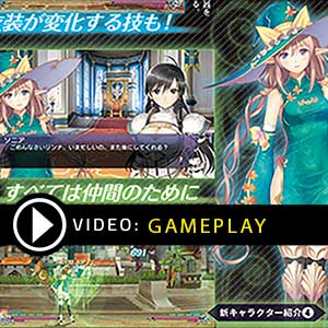 lade Arcus Rebellion from Shining Nintendo Switch Gameplay Video
