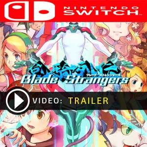 Acheter Blade Strangers Nintendo Switch Comparateur Prix