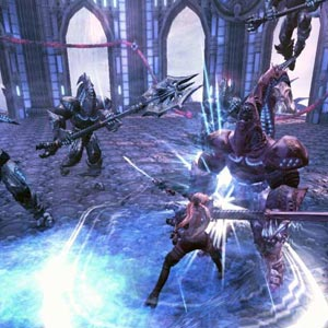 Blades Of Time Combat
