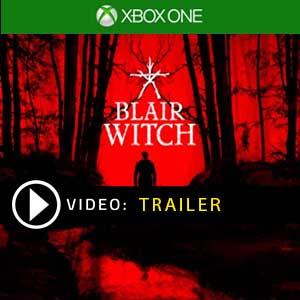 Blair Witch Xbox One en boîte ou à télécharger