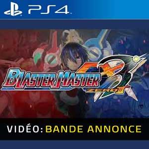 Blaster Master Zero 3 PS4 Bande-annonce Vidéo