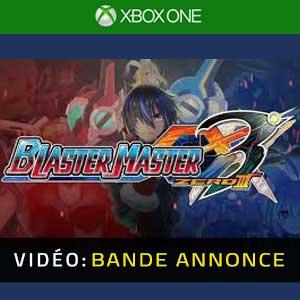 Blaster Master Zero 3 Xbox One Bande-annonce Vidéo