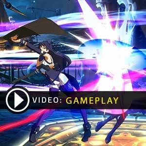 Blazblue Cross Tag Battle Gameplay Video