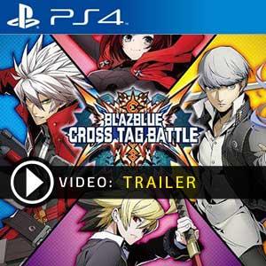 Acheter Blazblue Cross Tag Battle PS4 Comparateur Prix