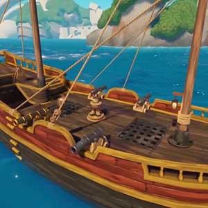 Naviguer avec ce bateau