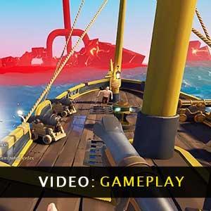 Blazing Sails Pirate Battle Royale Vidéo de gameplay