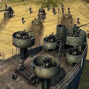 Guerre dans Blitzkrieg 3