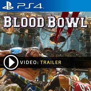 Blood Bowl 2 PS4 en boîte ou à télécharger