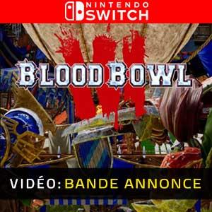 Blood Bowl 3 Nintendo Switch Bande-annonce Vidéo