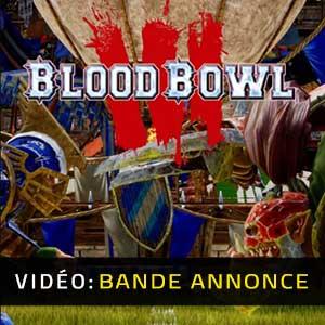 Blood Bowl 3 Bande-annonce Vidéo
