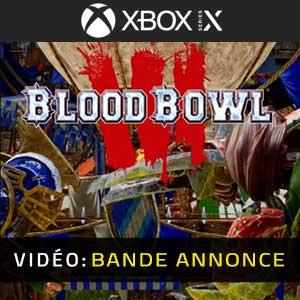 Blood Bowl 3 Xbox Series X Bande-annonce Vidéo