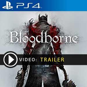 Acheter Bloodborne Ps4 Code Comparateur Prix
