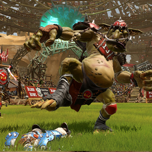 Blood Bowl 2 PS4 Combat