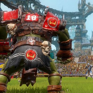 Blood Bowl 2 PS4 Gameplay