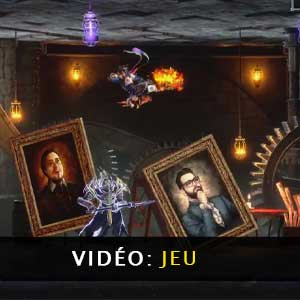 Bloodstained Ritual Of The Night Vidéo De Gameplay