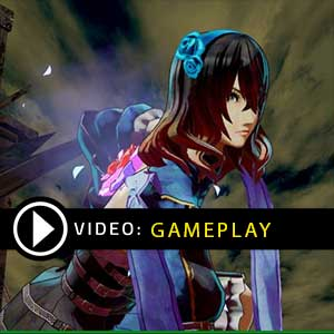 Bloodstained Ritual of the Night Nintendo Switch Gameplay Video