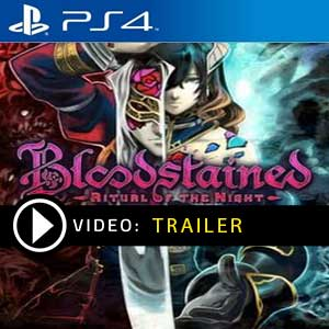 Bloodstained Ritual of the Night PS4 en boîte ou à télécharger