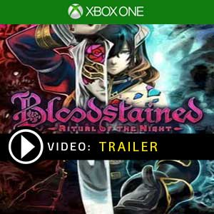 Bloodstained Ritual of the Night Xbox One en boîte ou à télécharger