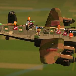 Bomber Avion