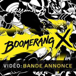 Boomerang X Bande-annonce Vidéo