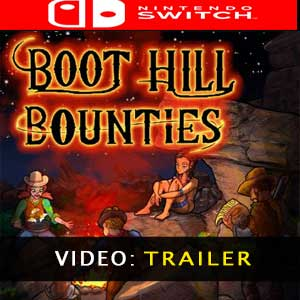 Acheter Boot Hill Bounties Nintendo Switch comparateur prix