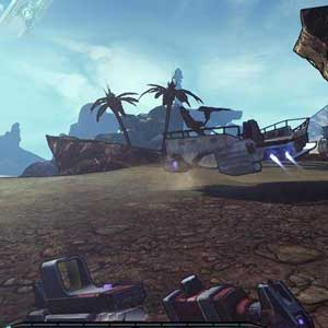 Borderlands 2 Captain Scarlett Gameplay