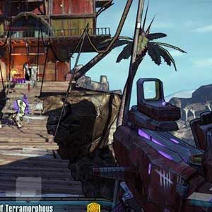 Borderlands 2 Captain Scarlett Missions