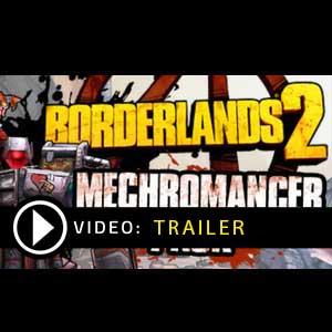 Buy Borderlands 2 Mechromancer Pack CD Key Compare Prices