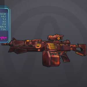 Borderlands 2 Sir Hammerlock's Big Game Hunt Arme Légendaire